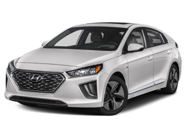 2020 Hyundai Ioniq Hybrid Limited Limited Hatchback Gas/Electric I-4 1.6 L/96 [10]