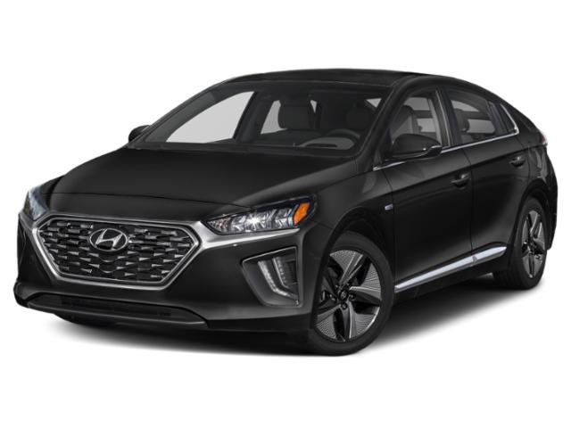 2020 Hyundai Ioniq Hybrid Limited Limited Hatchback Gas/Electric I-4 1.6 L/96 [5]