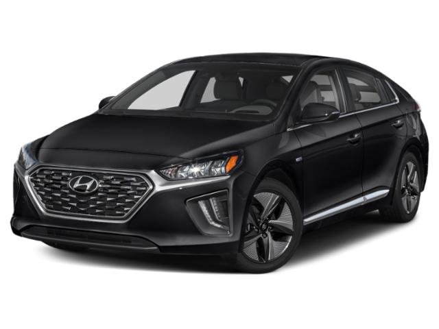2020 Hyundai Ioniq Hybrid Limited Limited Hatchback Gas/Electric I-4 1.6 L/96 [32]