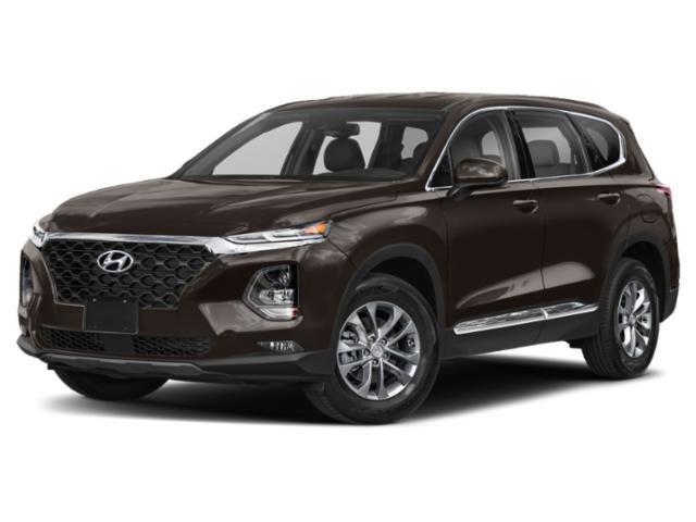 2020 Hyundai Santa Fe SE SE 2.4L Auto AWD Regular Unleaded I-4 2.4 L/144 [10]