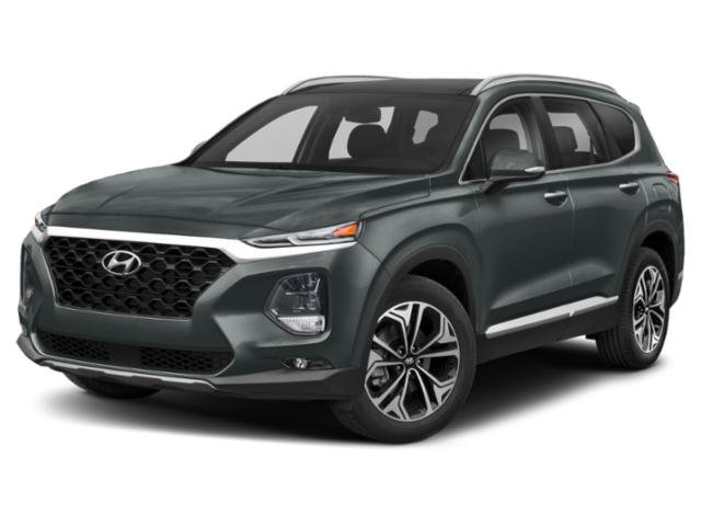 2020 Hyundai Santa Fe Limited Limited 2.0T Auto AWD Intercooled Turbo Regular Unleaded I-4 2.0 L/122 [1]