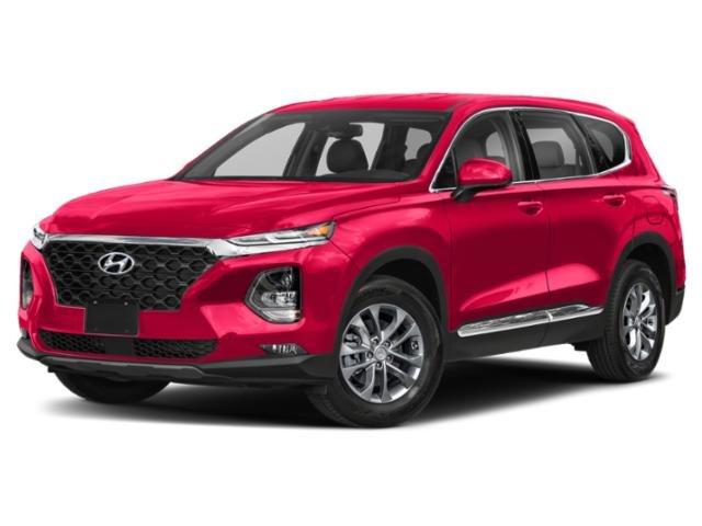 2020 Hyundai Santa Fe SE SE 2.4L Auto AWD Regular Unleaded I-4 2.4 L/144 [4]