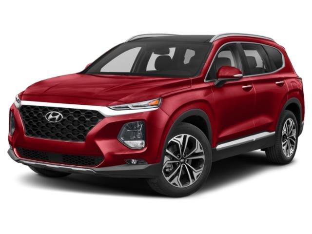 2020 Hyundai Santa Fe Limited Limited 2.0T Auto AWD Intercooled Turbo Regular Unleaded I-4 2.0 L/122 [5]