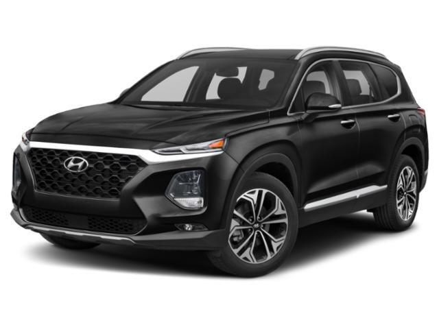 2020 Hyundai Santa Fe Limited Limited 2.4L Auto AWD Regular Unleaded I-4 2.4 L/144 [2]