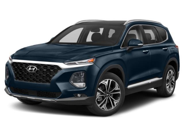 2020 Hyundai Santa Fe SEL SEL 2.0T Auto AWD Intercooled Turbo Regular Unleaded I-4 2.0 L/122 [7]