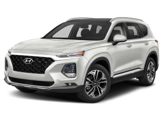 2020 Hyundai Santa Fe Limited Limited 2.4L Auto AWD Regular Unleaded I-4 2.4 L/144 [1]