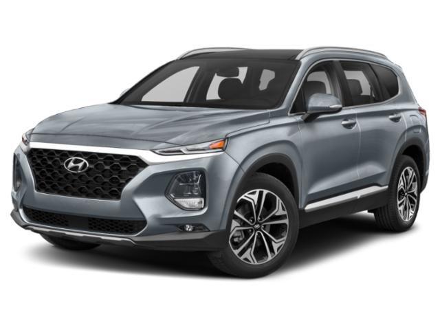 2020 Hyundai Santa Fe Limited Limited 2.0T Auto FWD Intercooled Turbo Regular Unleaded I-4 2.0 L/122 [19]