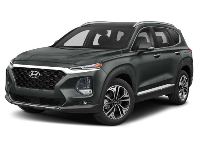 2020 Hyundai Santa Fe Limited Limited 2.0T Auto AWD Intercooled Turbo Regular Unleaded I-4 2.0 L/122 [0]