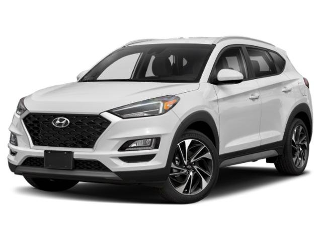 2020 Hyundai Tucson Sport Sport FWD Regular Unleaded I-4 2.4 L/144 [2]