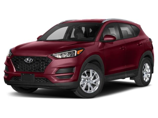 2020 Hyundai Tucson SE SE AWD Regular Unleaded I-4 2.0 L/122 [1]