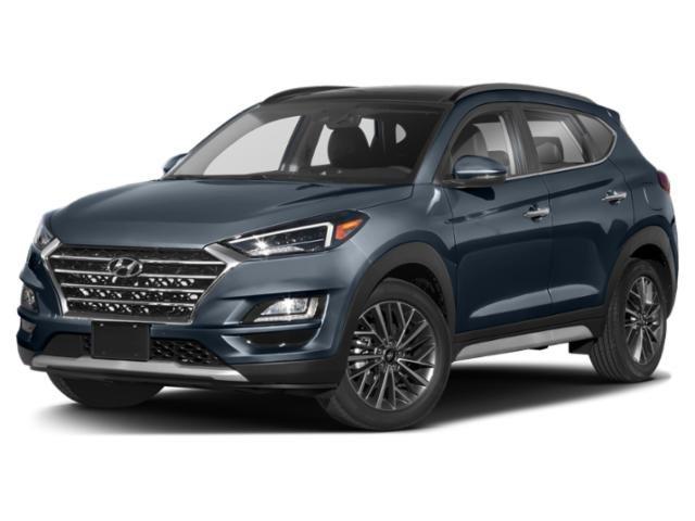 2020 Hyundai Tucson Ultimate Ultimate FWD Regular Unleaded I-4 2.4 L/144 [0]