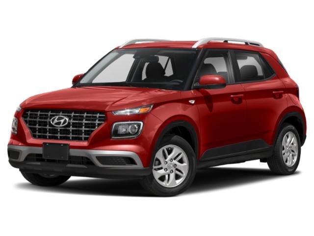 2020 Hyundai Venue SEL SEL IVT Regular Unleaded I-4 1.6 L/98 [3]
