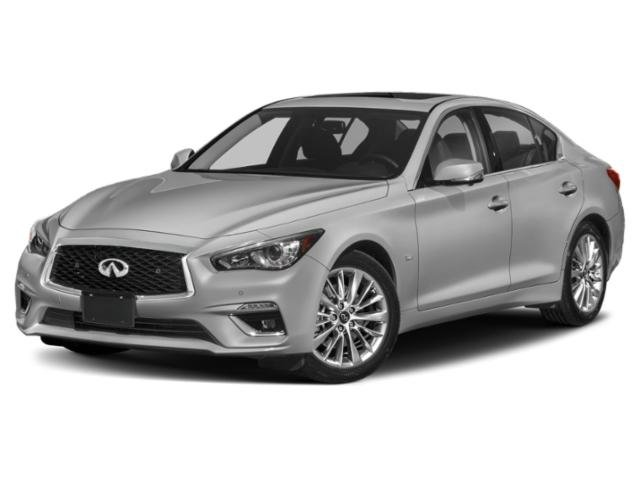 2020 INFINITI Q50 3.0t LUXE 3.0t LUXE AWD Twin Turbo Premium Unleaded V-6 3.0 L/183 [10]