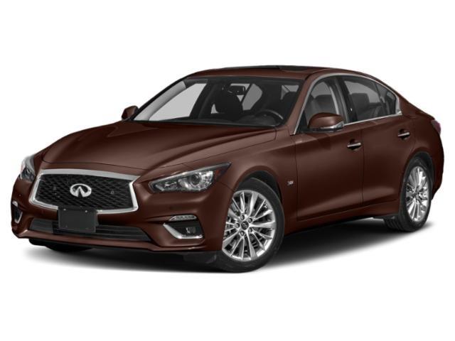 2020 INFINITI Q50 3.0t LUXE 3.0t LUXE AWD Twin Turbo Premium Unleaded V-6 3.0 L/183 [6]