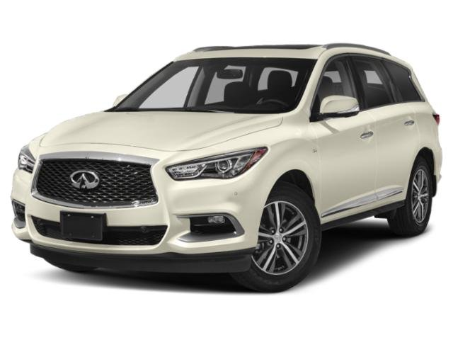 2020 INFINITI QX60 PURE PURE FWD Premium Unleaded V-6 3.5 L/213 [9]