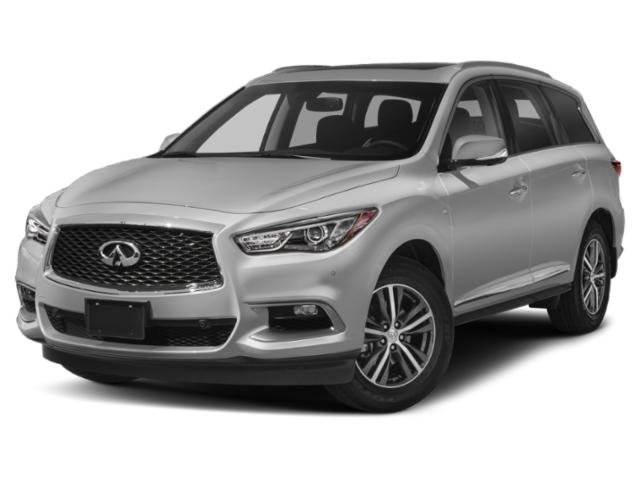 2020 INFINITI QX60 PURE PURE AWD Premium Unleaded V-6 3.5 L/213 [0]
