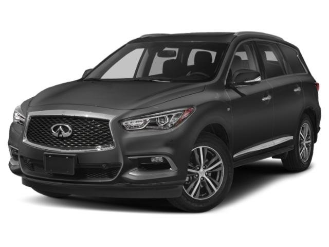 2020 INFINITI QX60 PURE PURE FWD Premium Unleaded V-6 3.5 L/213 [12]