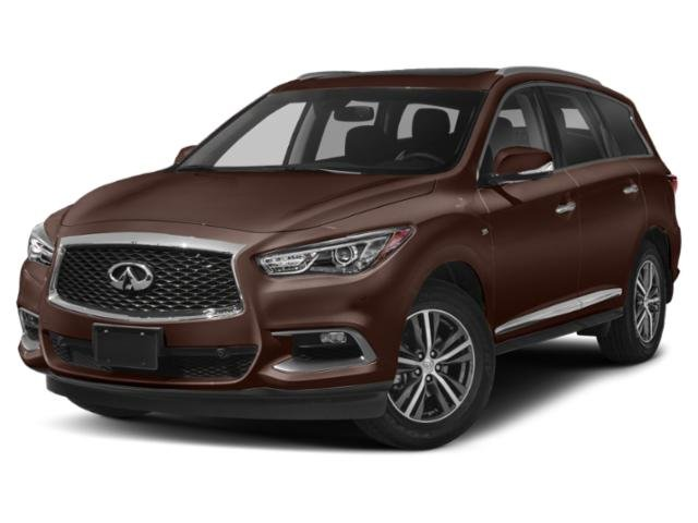 2020 INFINITI QX60 PURE PURE AWD Premium Unleaded V-6 3.5 L/213 [4]
