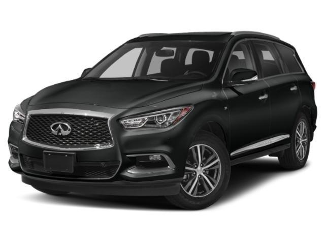 2020 INFINITI QX60 PURE PURE FWD Premium Unleaded V-6 3.5 L/213 [1]