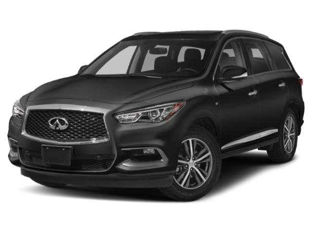 2020 INFINITI QX60 SIGNATURE EDITION SIGNATURE EDITION AWD Premium Unleaded V-6 3.5 L/213 [7]