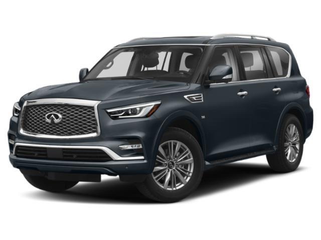 2020 INFINITI QX80 LUXE LUXE AWD Premium Unleaded V-8 5.6 L/339 [11]