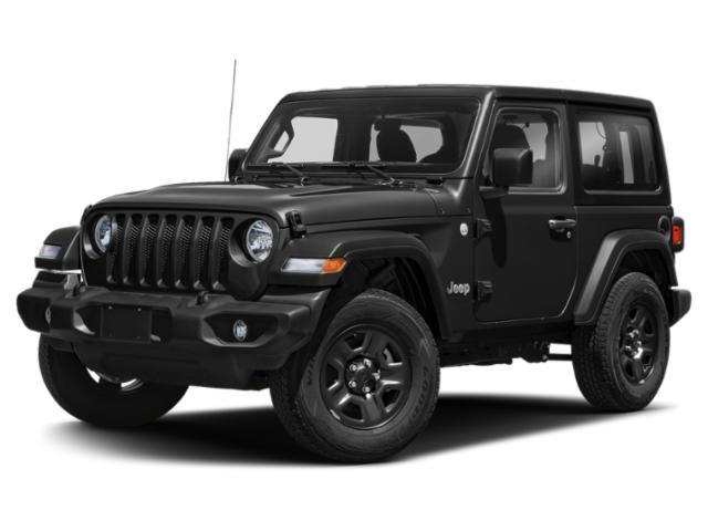 2020 Jeep Wrangler Sport S Sport S 4x4 Intercooled Turbo Premium Unleaded I-4 2.0 L/122 [1]