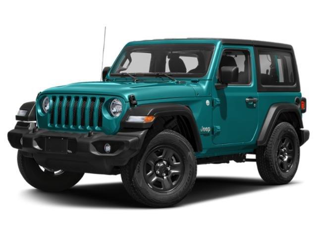 2020 Jeep Wrangler Black and Tan Black and Tan 4x4 *Ltd Avail* Intercooled Turbo Premium Unleaded I-4 2.0 L/122 [2]