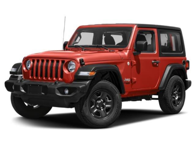 2020 Jeep Wrangler Sport Sport 4x4 Intercooled Turbo Premium Unleaded I-4 2.0 L/122 [1]
