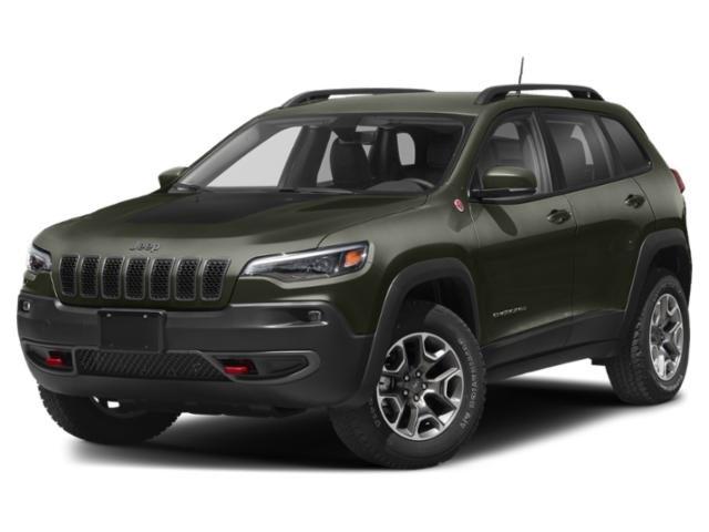 2020 Jeep Cherokee Trailhawk Trailhawk 4x4 Regular Unleaded V-6 3.2 L/198 [3]