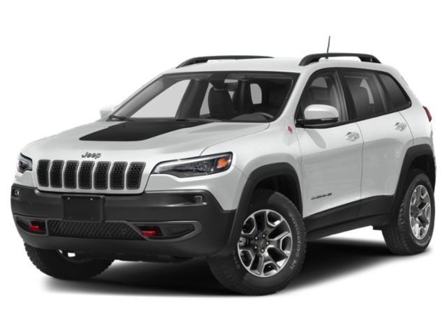 2020 Jeep Cherokee Trailhawk Trailhawk 4x4 Regular Unleaded V-6 3.2 L/198 [16]