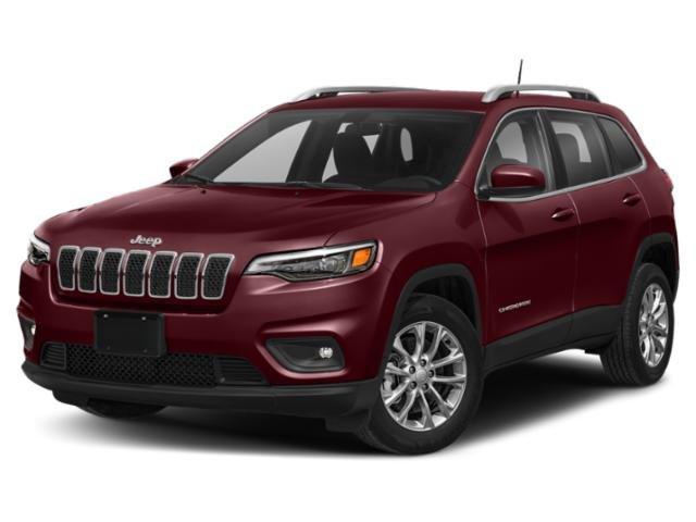 2020 Jeep Cherokee Altitude Altitude FWD Regular Unleaded I-4 2.4 L/144 [1]