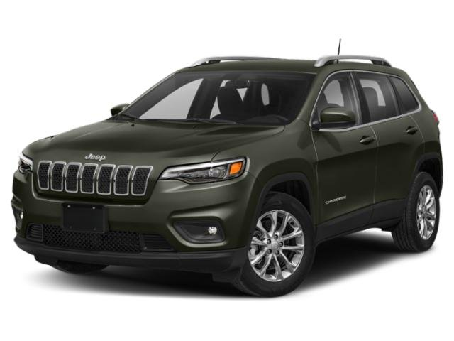 2020 Jeep Cherokee Limited Limited FWD Regular Unleaded I-4 2.4 L/144 [0]