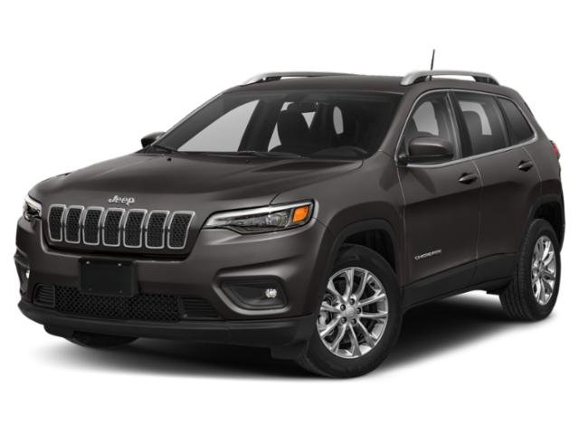 2020 Jeep Cherokee Limited Limited FWD Regular Unleaded I-4 2.4 L/144 [8]