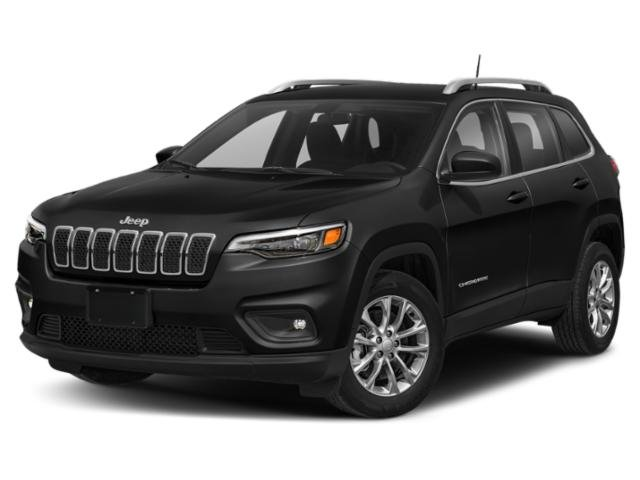 2020 Jeep Cherokee Latitude Latitude FWD Regular Unleaded I-4 2.4 L/144 [0]