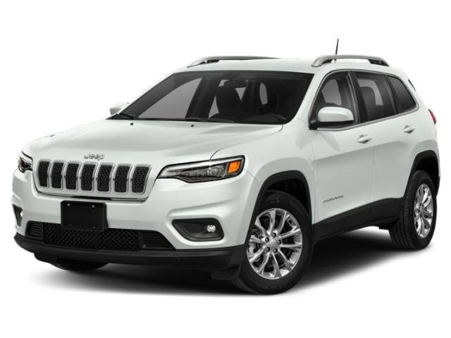 2020 Jeep Cherokee Latitude Latitude 4x4 Regular Unleaded I-4 2.4 L/144 [15]