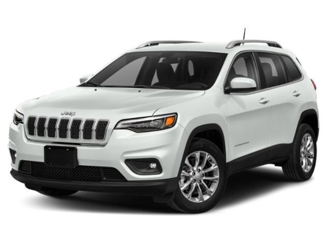 2020 Jeep Cherokee Latitude Latitude 4x4 Regular Unleaded I-4 2.4 L/144 [16]