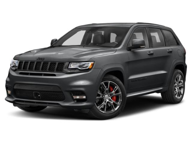 2020 Jeep Grand Cherokee Trackhawk Trackhawk 4x4 Intercooled Supercharger Premium Unleaded V-8 6.2 L/376 [11]