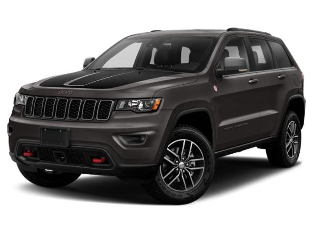 2020 Jeep Grand Cherokee Trailhawk Trailhawk 4x4 Regular Unleaded V-6 3.6 L/220 [19]