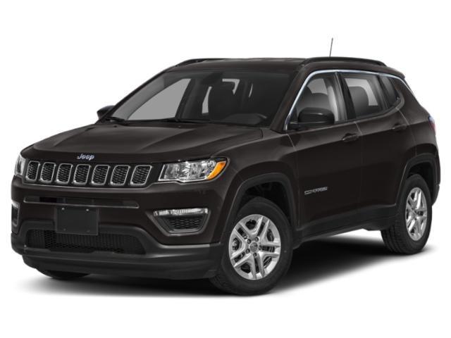 2020 Jeep Compass Latitude w/Sun/Safety Pkg Latitude w/Sun/Safety Pkg FWD Regular Unleaded I-4 2.4 L/144 [4]