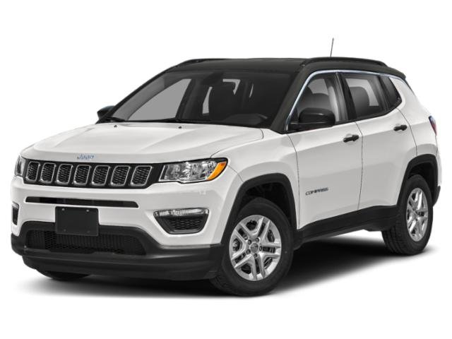 2020 Jeep Compass Altitude Altitude FWD Regular Unleaded I-4 2.4 L/144 [5]
