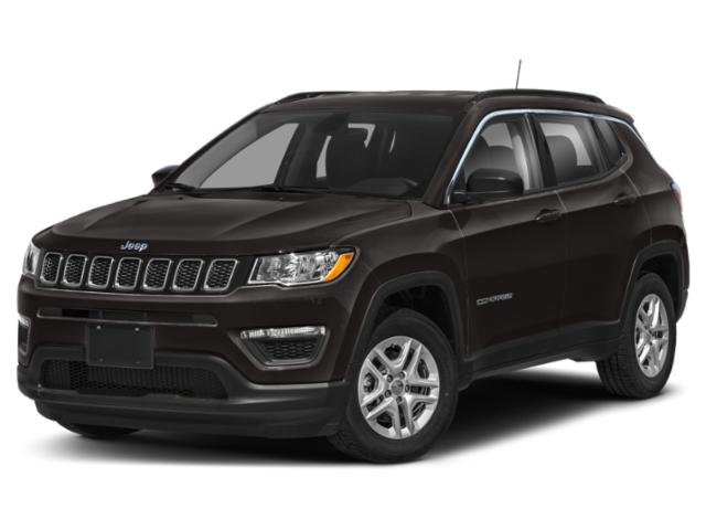 2020 Jeep Compass Latitude Latitude 4x4 Regular Unleaded I-4 2.4 L/144 [6]