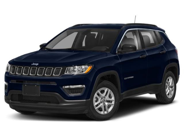 2020 Jeep Compass Latitude Latitude 4x4 Regular Unleaded I-4 2.4 L/144 [17]