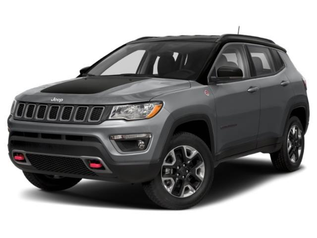 2020 Jeep Compass Trailhawk Trailhawk 4x4 Regular Unleaded I-4 2.4 L/144 [9]