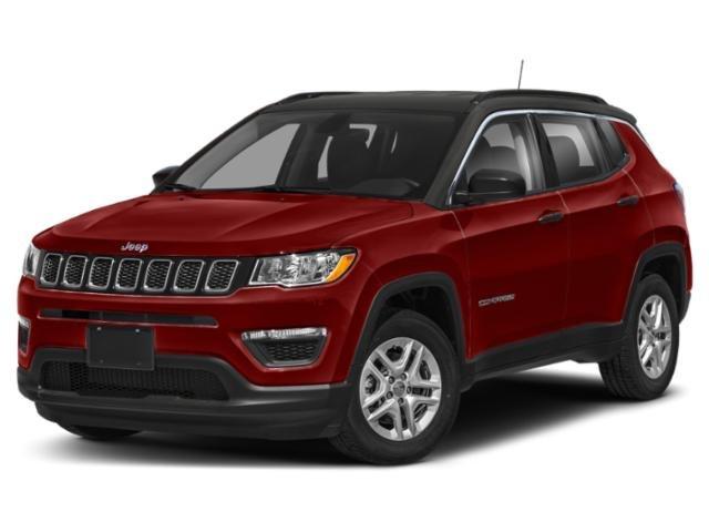 2020 Jeep Compass Latitude Latitude 4x4 Regular Unleaded I-4 2.4 L/144 [0]