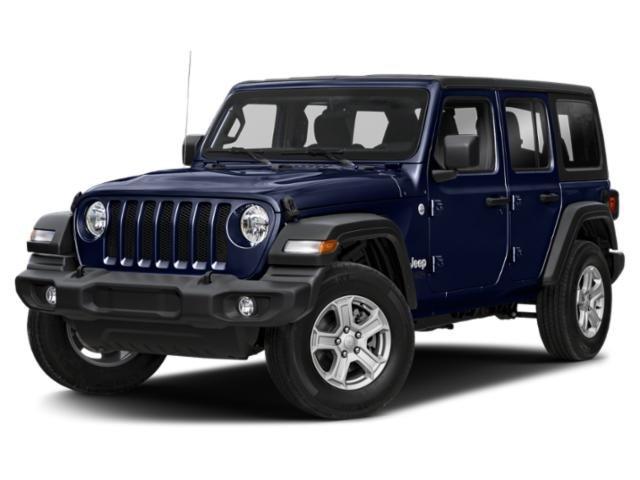 2020 Jeep Wrangler Unlimited Freedom Freedom 4x4 Regular Unleaded V-6 3.6 L/220 [12]