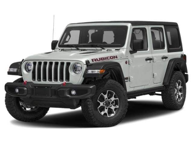 2020 Jeep Wrangler Unlimited Rubicon Rubicon 4x4 Regular Unleaded V-6 3.6 L/220 [16]