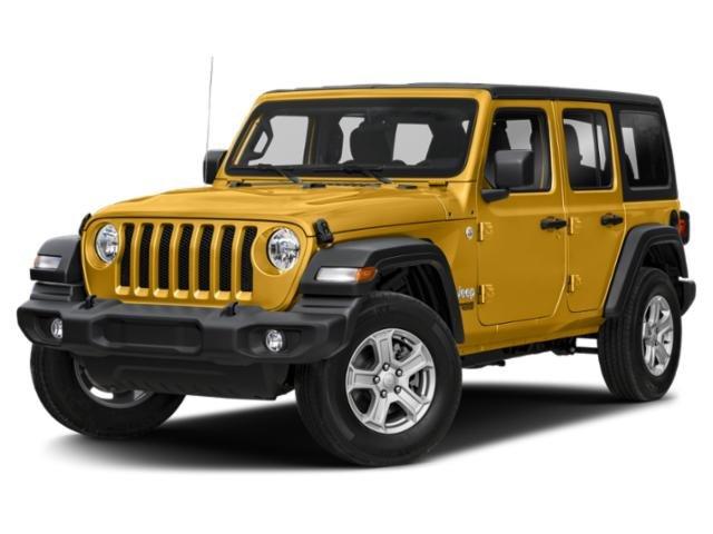 2020 Jeep Wrangler Unlimited Sport Sport 4x4 Intercooled Turbo Premium Unleaded I-4 2.0 L/122 [2]