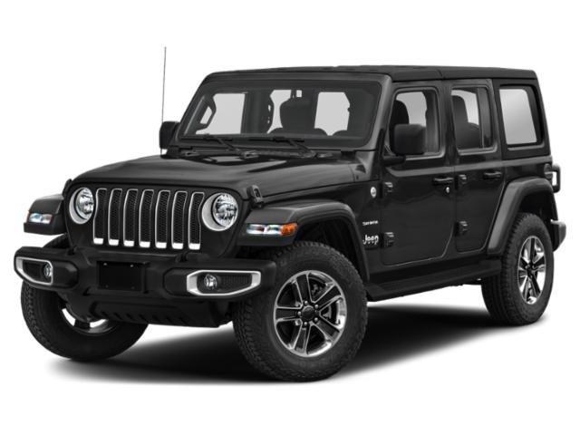 2020 Jeep Wrangler Unlimited Rubicon Rubicon 4x4 Intercooled Turbo Premium Unleaded I-4 2.0 L/122 [10]
