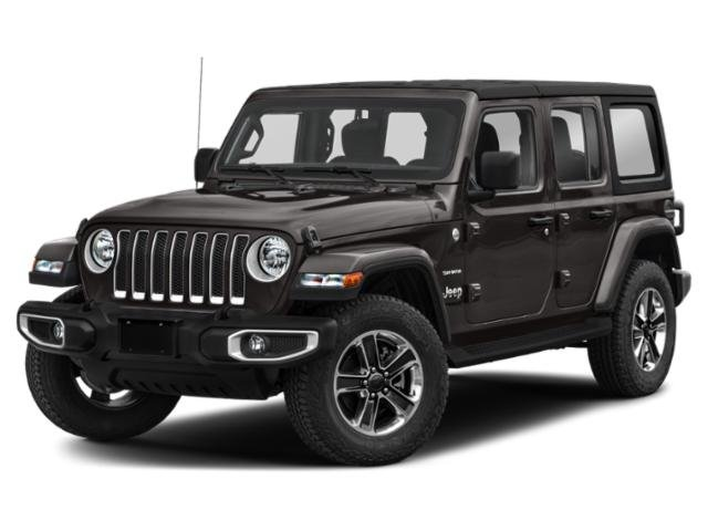 2020 Jeep Wrangler Unlimited Sahara Sahara 4x4 Gas/Electric V-6 3.6 L/220 [4]