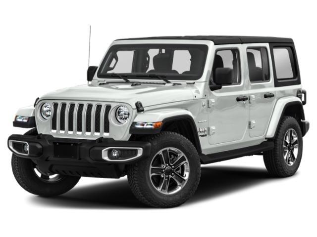 2020 Jeep Wrangler Unlimited Sahara Sahara 4x4 Intercooled Turbo Premium Unleaded I-4 2.0 L/122 [4]